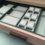 Eco Leather Drawer Inserts by Daval