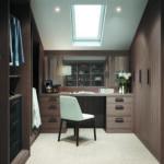 Varenna Grey Oak Bedroom Furniture by Daval