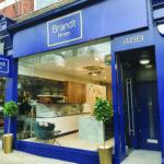 [1] Brandt Design - Finchley Road, Hampstead Showroom exterior - HR2