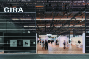 GIRA Light&Building 2018 Frankfurt