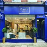 [4] Brandt Design - Finchley Road, Hampstead Showroom exterior - HR
