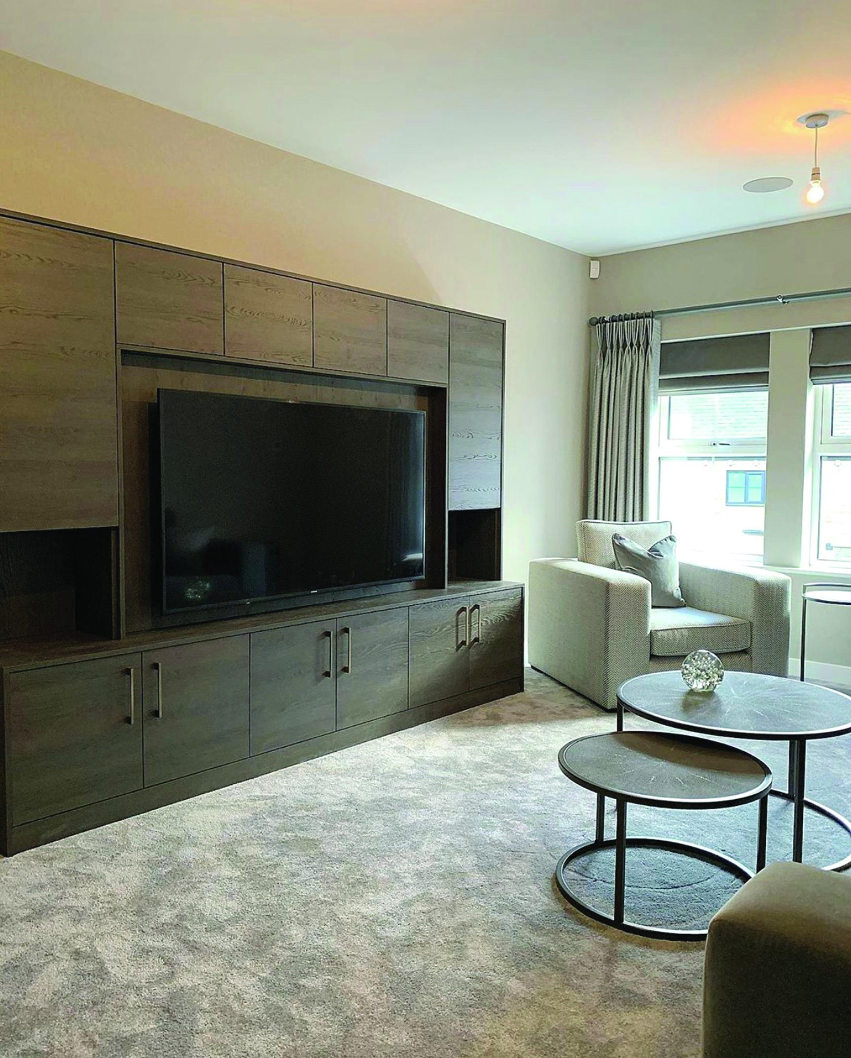 New Cuban Oak Varenna Furniture by Daval – High res