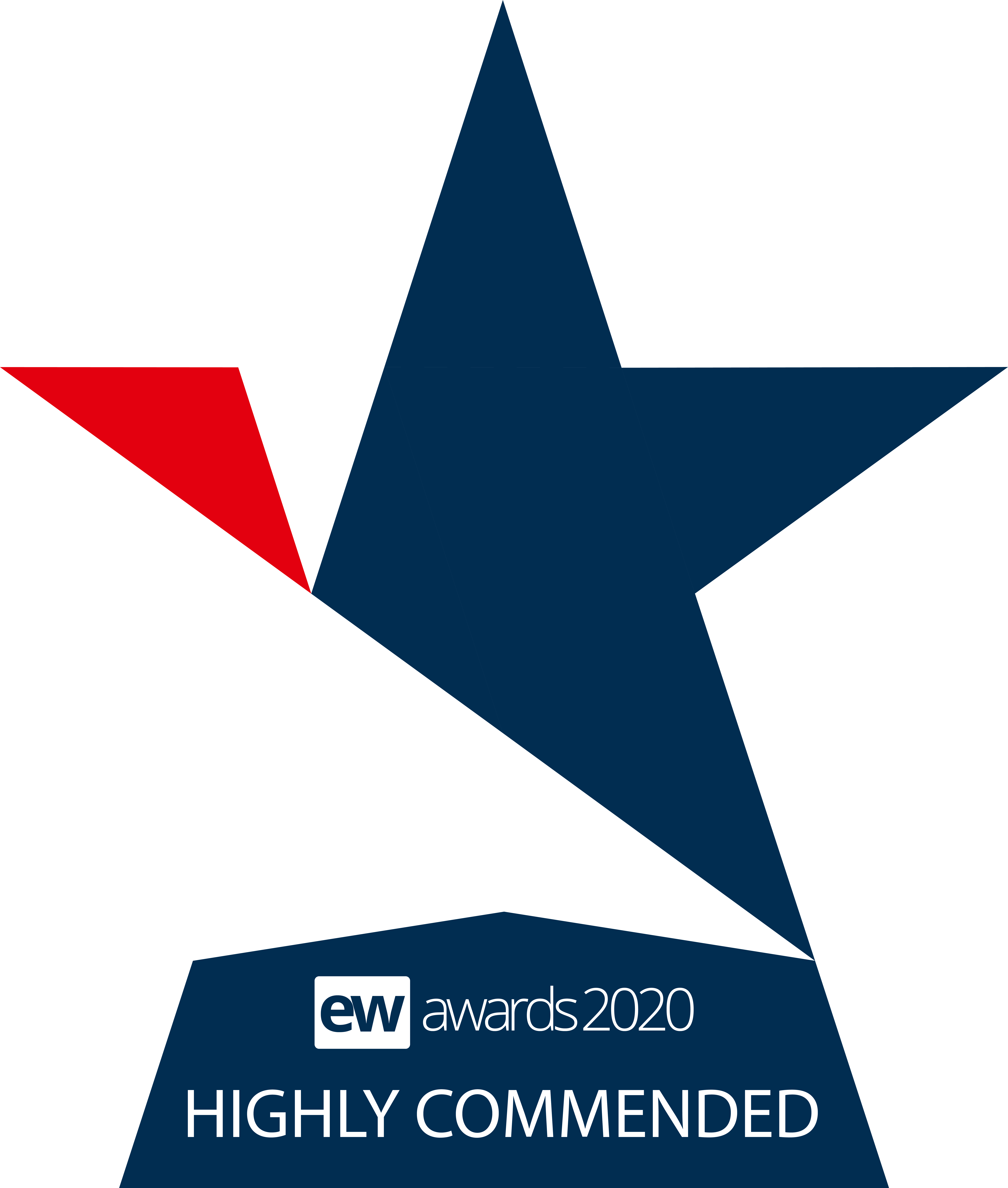 _EW Awards 20 Highly Commended Logo