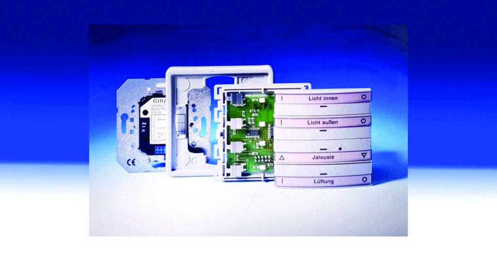 Gira Pushbutton sensor
