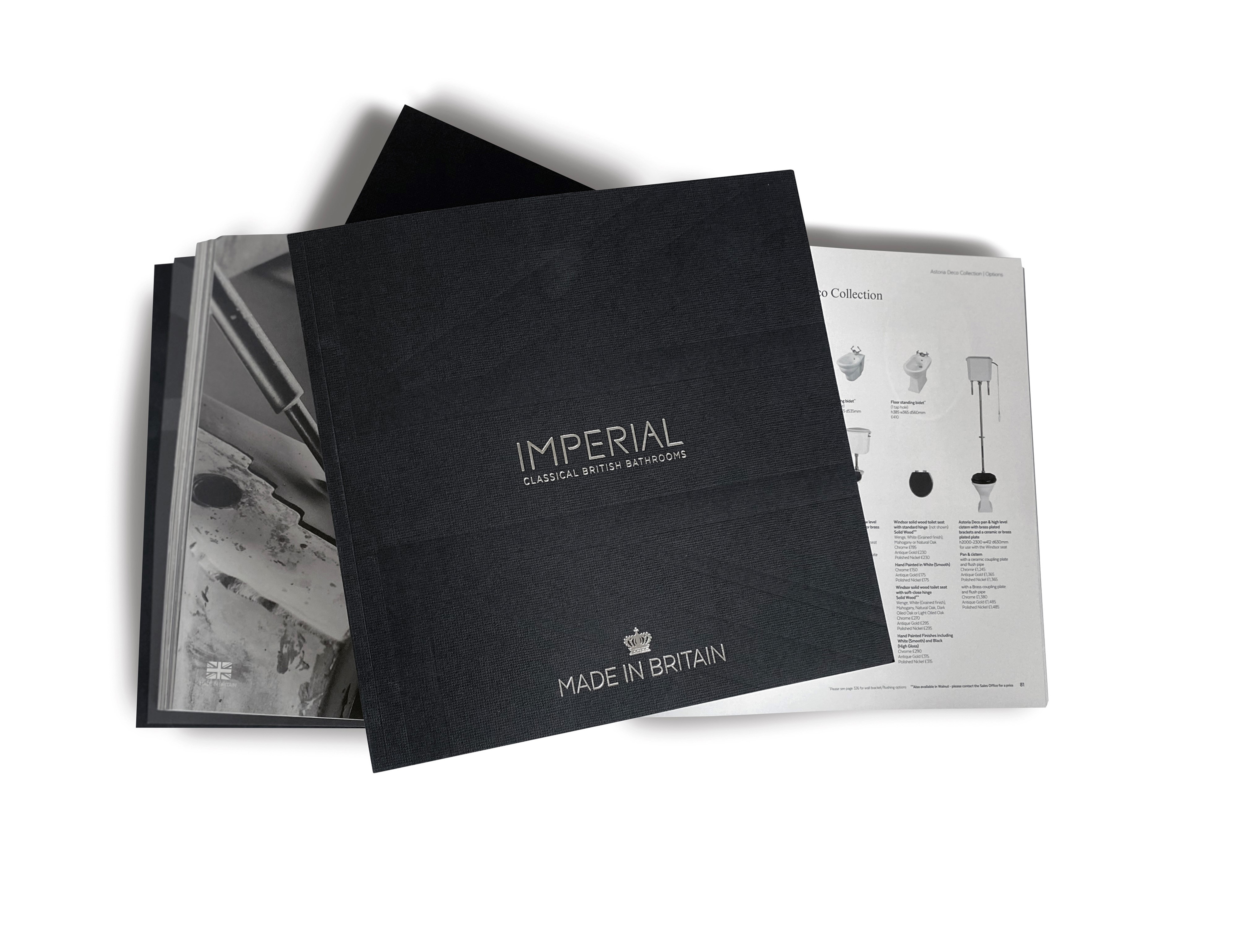 _New Brochure by Imperial Bathrooms – HR1