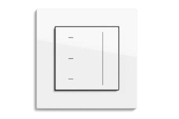 _Gira System 3000 new top unit, white_HR3