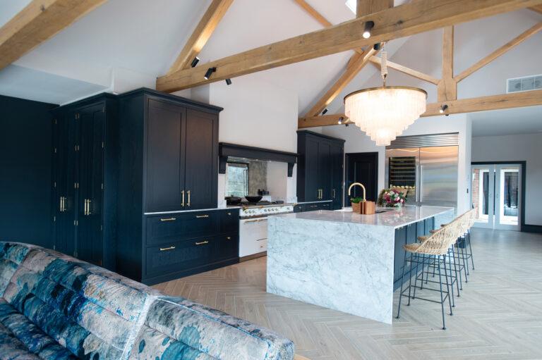 2_Brandt Design, Open Plan Kitchen Living