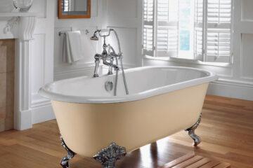 Bentley Double-Ended Bath