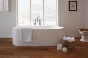 Lady Margaret Double-Ended Bath